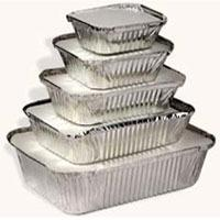 Silver Containers