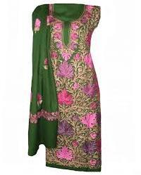 Woolen Salwar Suits
