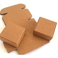 Handmade Cardboard Boxes