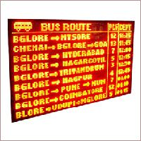 Led Bus Display
