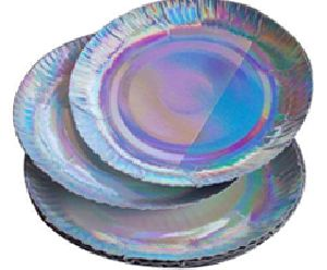 Silver Coated Plates