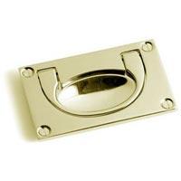 Brass Plate Handles
