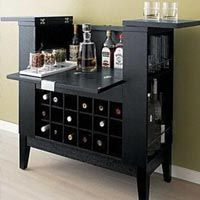 Wine Bar Racks
