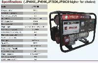 Engines and Generators