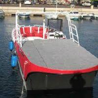 Parasailing Boats