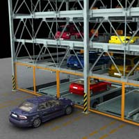 Automatic Car Parking Systems