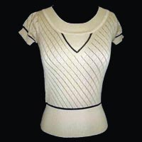 Ladies Round Neck Sweater