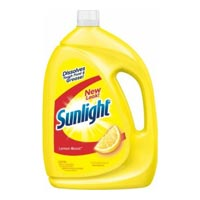Lemon Detergent