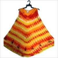 Rayon Crepe Dress