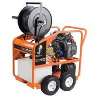 Water Jet Cleaning Equipment