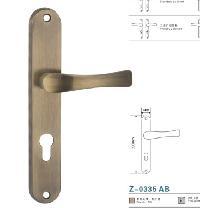 Door Plate Handles
