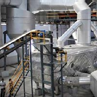Salt Refining Plant