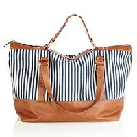 Striped Bags