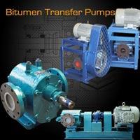 Bitumen Transfer Pump