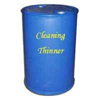 Cleaning Thinners