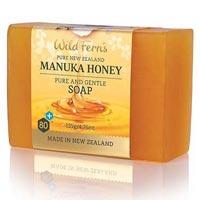 Manuka Honey Soaps