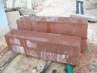 Red Sandstone Blocks