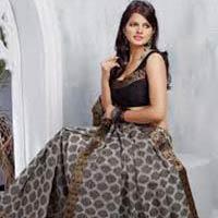Cut Work Silk Sarees