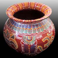 Handcrafted Pots