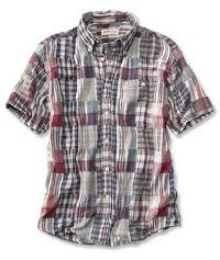 Mens Patchwork Shirts
