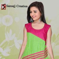 Cotton Short Kurti