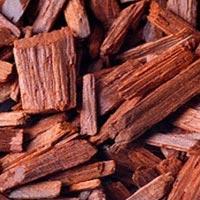 Red Sanders Wood