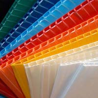 Polypropylene Corrugated Board