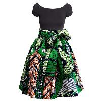 African Printed Skirts