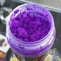 Powder Hair Colour