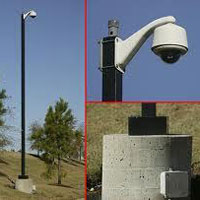 Cctv Poles Manufacturers Suppliers Amp Exporters In India
