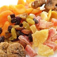 Frozen Dried Fruit