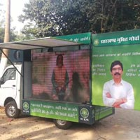 Truck Mounted Led Screens