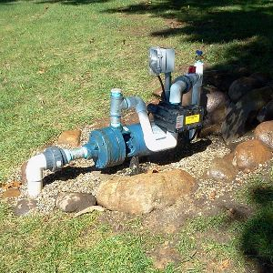 Pump Installation Services