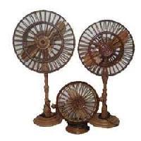 Wood Fan