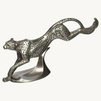 Metal Animal Statues