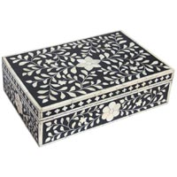 Bone Inlay Boxes