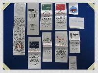 Printed Satin Labels