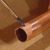 Copper Flux