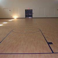 Basketball Flooring
