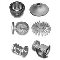 Iron Machinery Parts