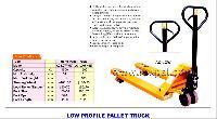 Low Profile Pallet Truck