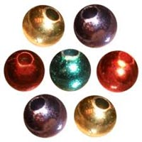 Multi Color Faceted Beads