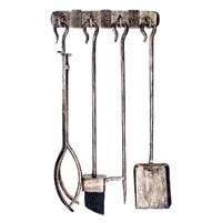 Iron Fireplace Tool