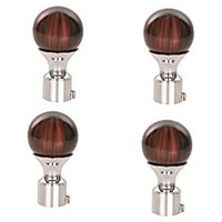 Stainless Steel Curtain Finials