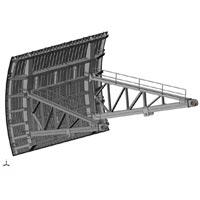 Radial Gate