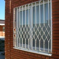 Stainless Steel Window Grills