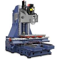 Vertical Milling Center Machine