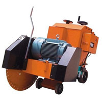Concrete Road Cutting Machine