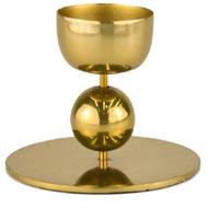 Brass Pillar