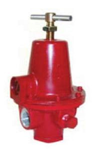 High Pressure Gas Regulators
